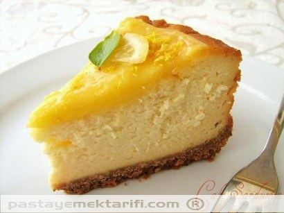 Limonlu Cheese Cake
