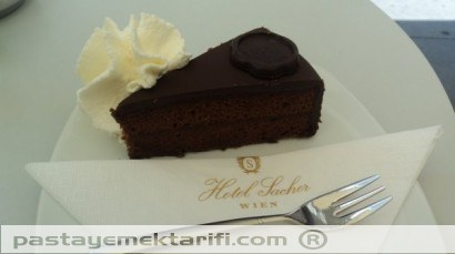 Sacher Turtası Sachertorte